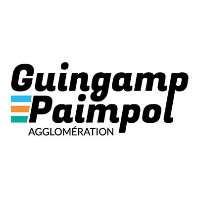 Logo Guingamp Paimpol Agglomération - Kerlotec