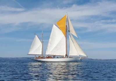 Photo du bateau de Skeaf - Kerlotec